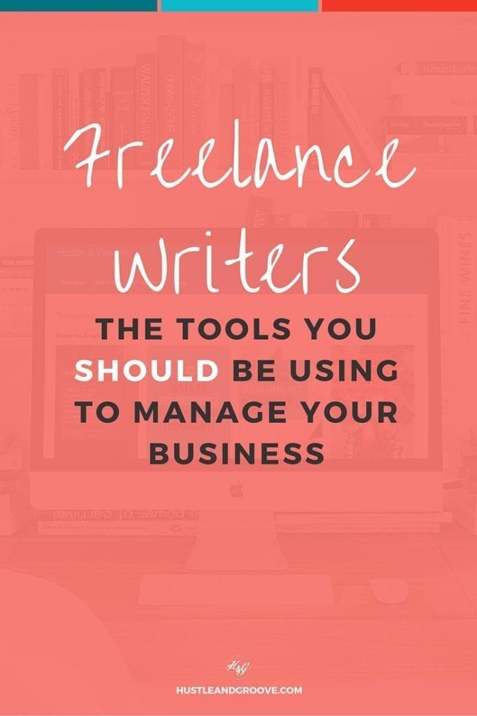 How do I get into the writing business?