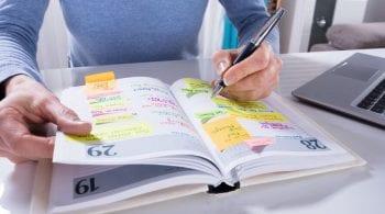 Set up your content calendar using Evernote and Google Calendar
