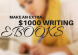 Make an extra $1000 per month with ebooks