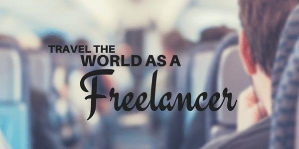 Travel as a freelancer