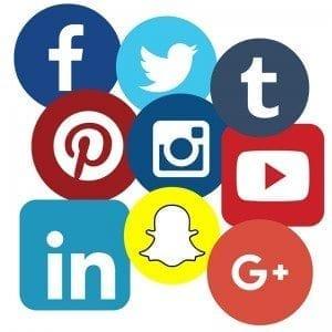 Managing your social media accounts
