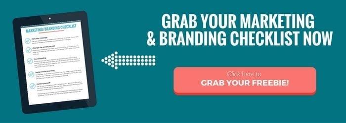 Grab the free marketing checklist