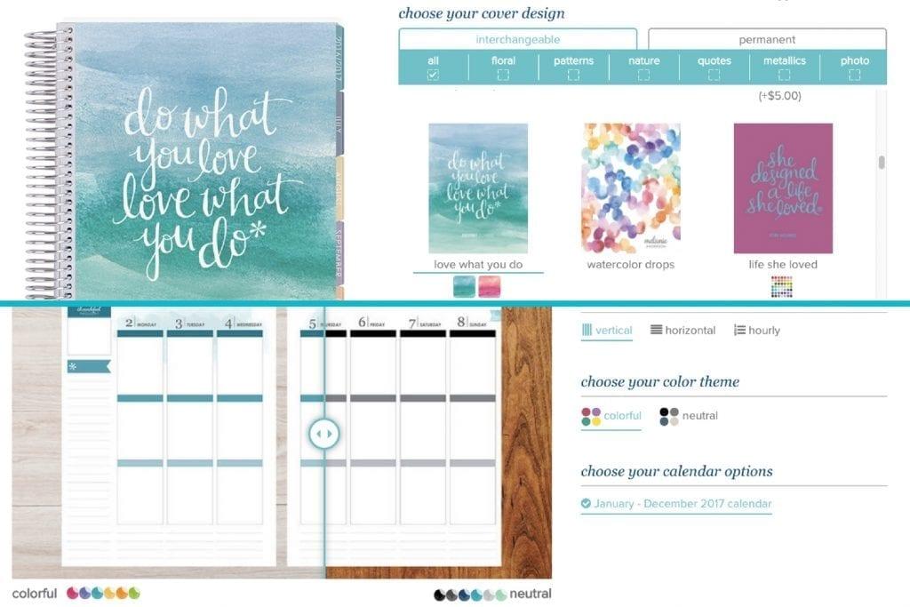 Planner Recommendations: Erin Condren LifePlanner