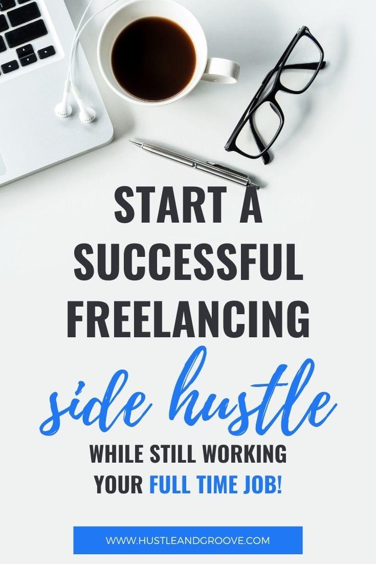 Start a freelancing business