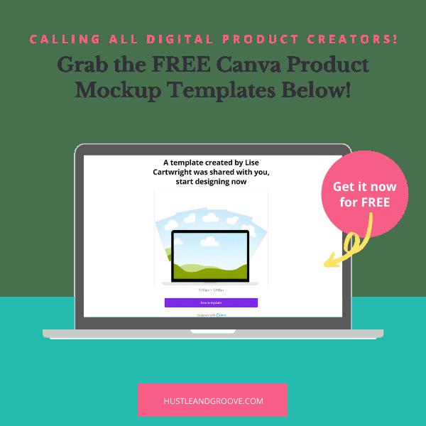 Canva Product Mockup Templates