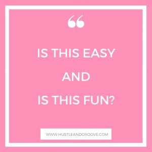 Is your business easy and fun?