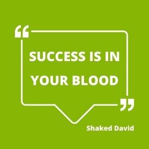 Shaked David